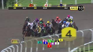 Vidéo de la course PMU PRIX COURSE 10
