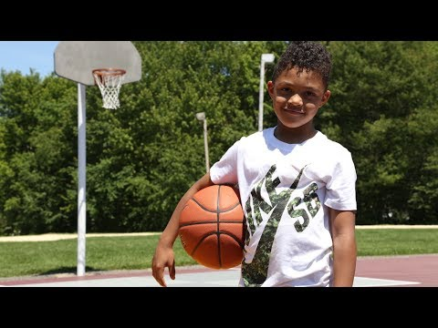 Download Youtube: Baby Baller: 6-Year-Old Basketball Star Aiming For The NBA