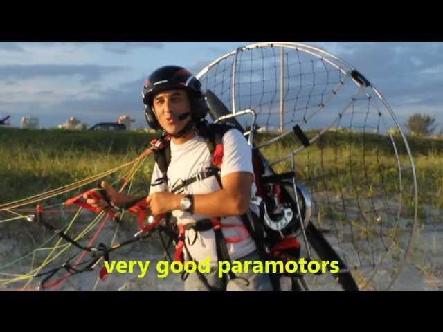 PXP Paramotor - Fly 100 - 1400