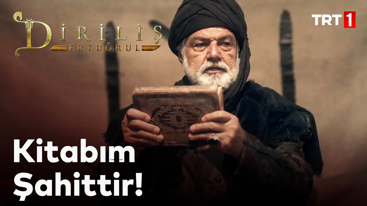 ''Nizam-ı alem uğruna, İlây-ı kelimetullah için cenk edeceğim!'' - Diriliş Ertuğrul 19. Bölüm