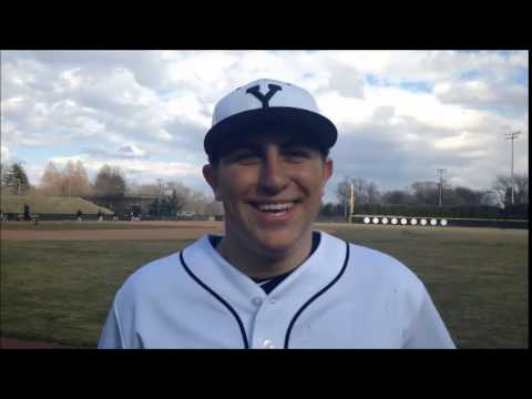 Postgame: Yale 8, Princeton 3 (Game 2) - RHP Eric Brodkowitz
