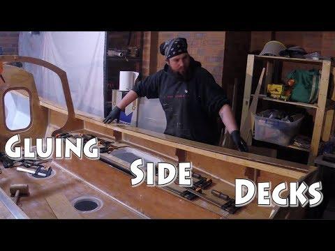 side by side decks