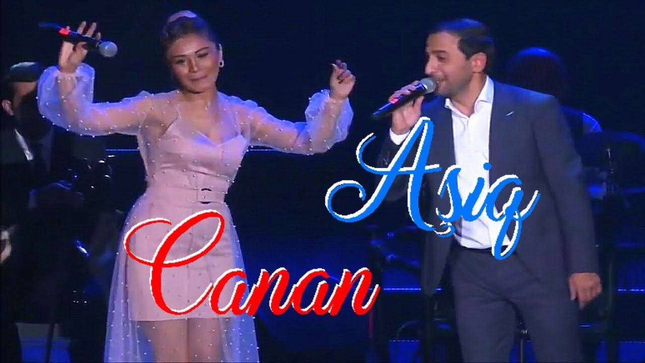 Pərviz Bulbulə Feat Turkan Vəlizadə Asiq Və Canan 2017 Hd