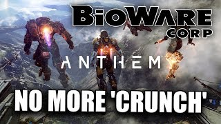 The Drama Around Bioware And Anthem Get's Even More Interesting