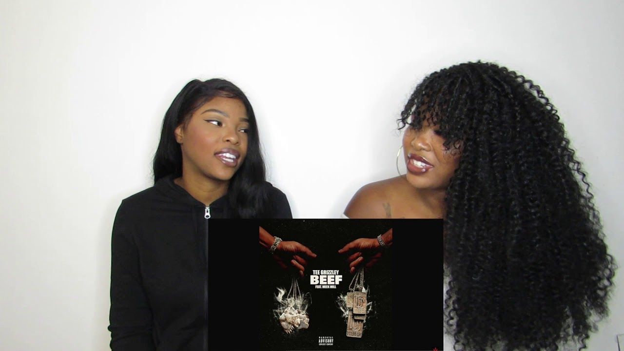 """Download Tee Grizzley Feat. Meek Mill """"Beef"""" (WSHH Exclusive - Official Audio) REACTION"""