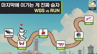 WGS vs Runawayㅣ 2021 컨텐더스 코리아 …