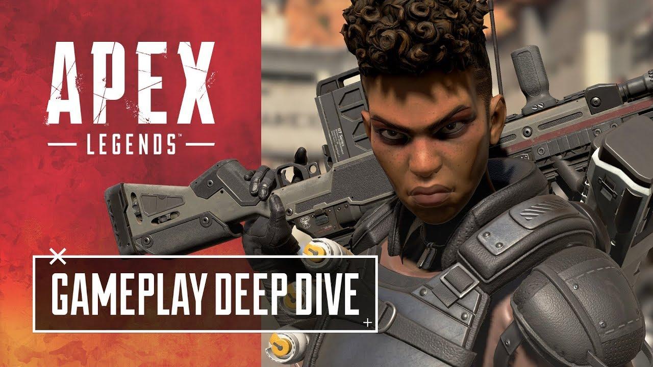 Apex Legends Gameplay Deep Dive Trailer
