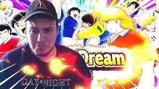 INVOCATIONS 900 DB SUPER DREAM FEST - CAPTAIN TSUBASA DREAM TEAM