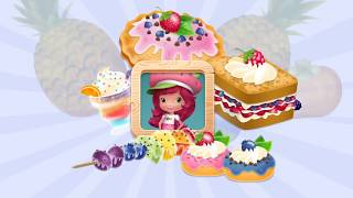 Strawberry ShortCake Food Fair- Improves Creative skills and Food Knowledge