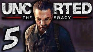Uncharted: The Lost Legacy - Part 5 | Decoy City | Nadine VS Asav | Sam Drake