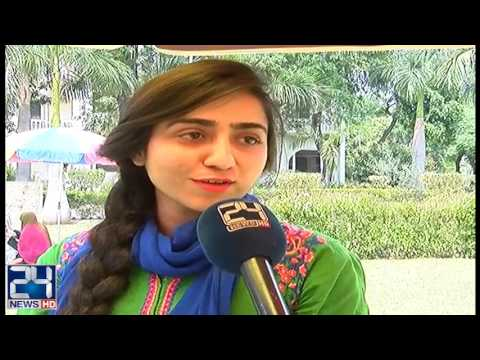 Gujranwala arts council organized painting competition