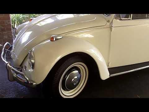 1967 VW Beetle - Very Original
