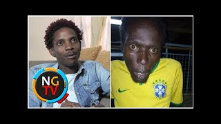 Tragedy as popular Kenyan comedian Eric Omondi's brother dies after 19 years of substance abuse