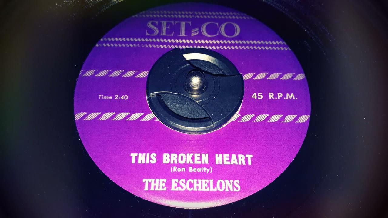 Download TEEN The Eschelons - This Broken Heart (1961)