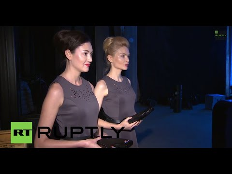 Russia: See legendary Kalashnikov launch a NEW revamped brand