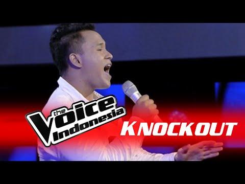 "M. Aziz ""Benci Untuk Mencinta"" | Knockout | The Voice Indonesia 2016"