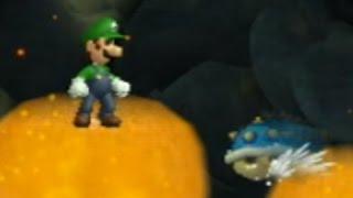 MLG Super Luigi Bros Wii - Part 2 - He won't stop