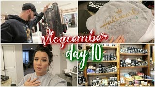 Day 10 | Supporting Youtube Friends & Shopping at the Mall!