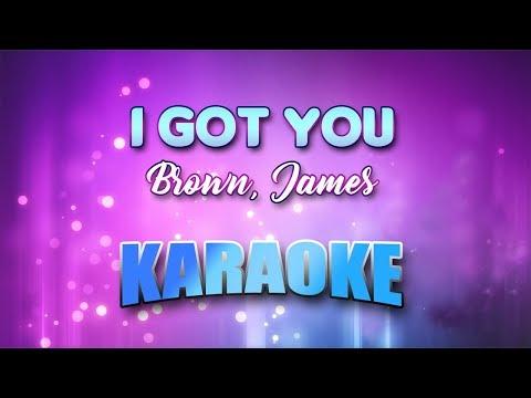 Brown, James - I Got You (I Feel Good) (Karaoke version with Lyrics)