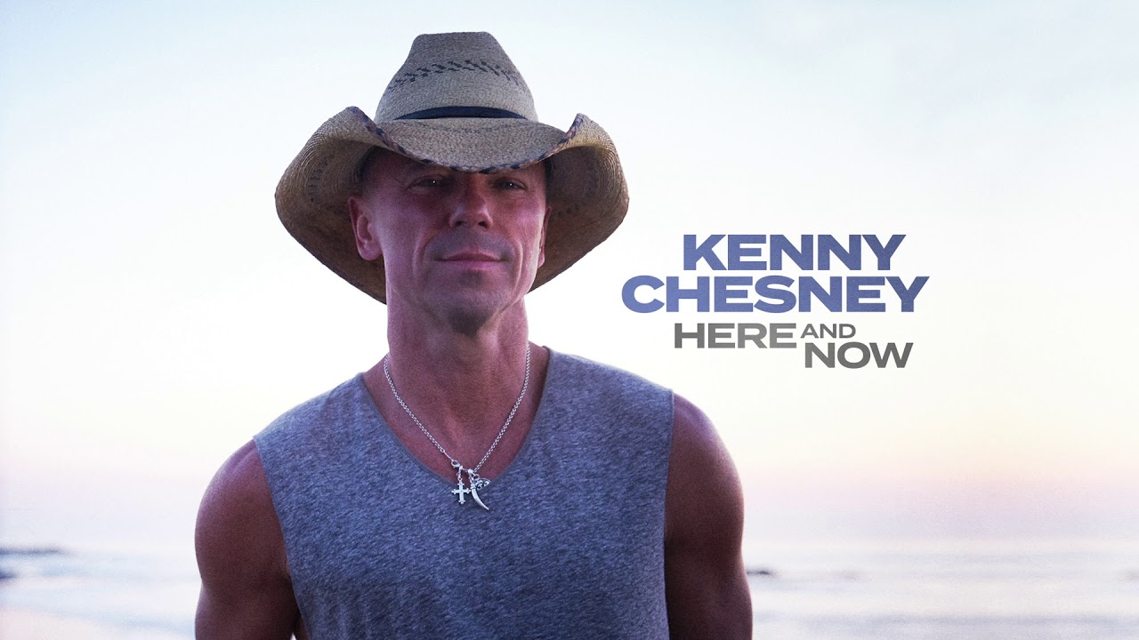 Kenny Chesney Is Both 'Here and Now' With Latest Album