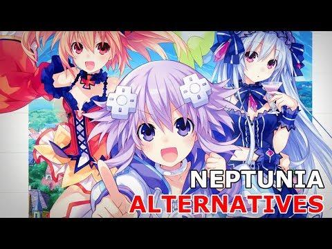 Neptunia Alternatives