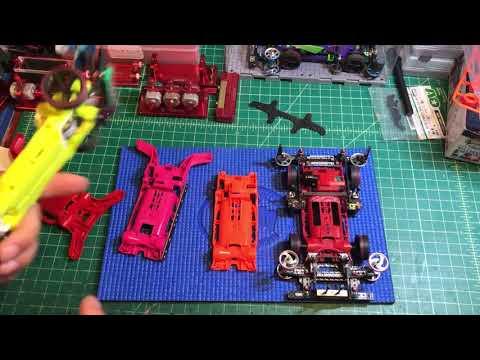 ミニ四駆) Tamiya Mini 4wd Super X Chassis Overview | How To Save