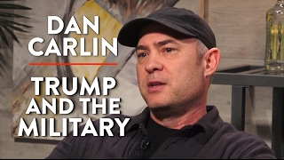 Dan Carlin on Trump, the Military, and Foreign Policy (Pt. 2)