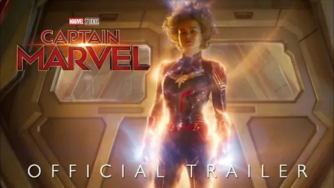 Marvel Studios' Captain Marvel Official Trailer 2 in Tamil