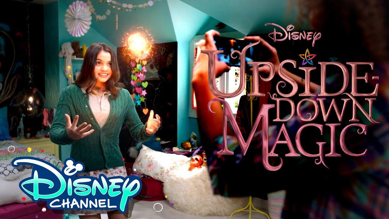 Inside the Magic | Upside-Down Magic | Disney Channel