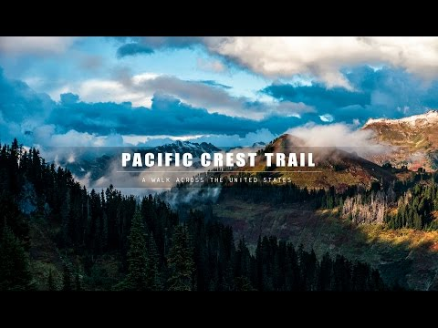 Hiking the Pacific Crest Trail 2016 | A walk across the United States
