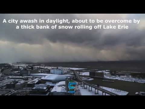 Time-Lapse of Buffalo Lake Effect Snow compilation on Nov 18 2014 | Devastating Effects of Snow