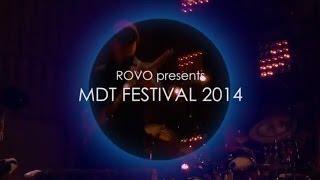 ROVO TOUR 2014 5月10日(土)京都・立誠小学校 act:ROVO, OGRE YOU AS...