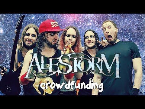 Alestorm Crowdfunding