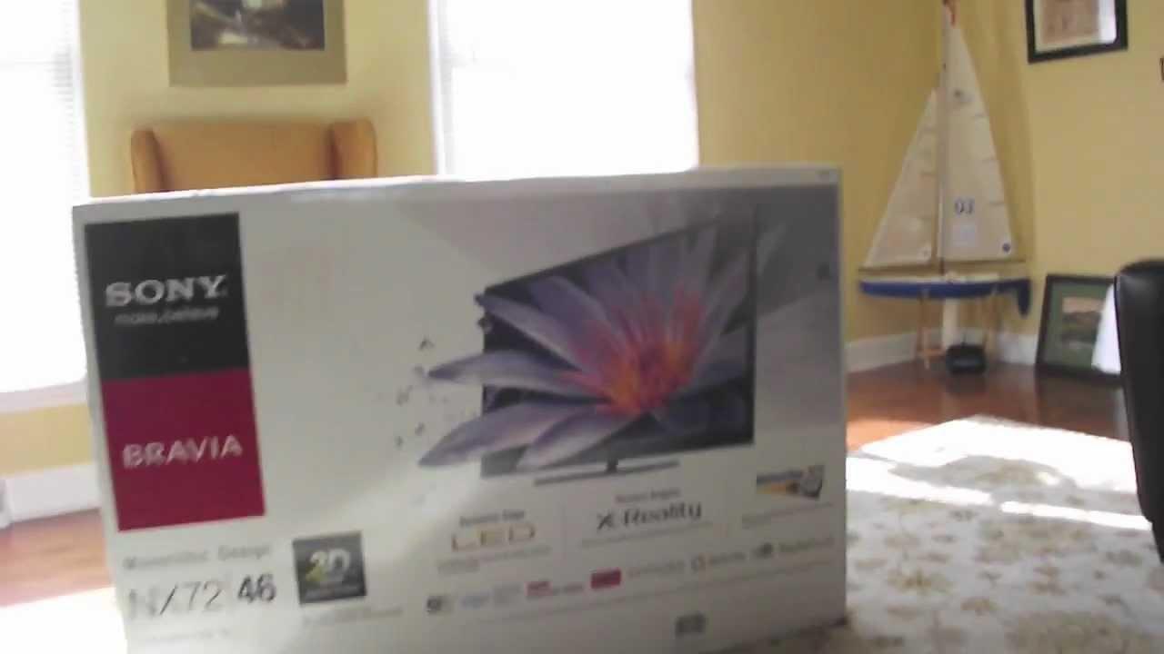 Sony BRAVIA KDL-46NX725 HDTV Driver for Windows