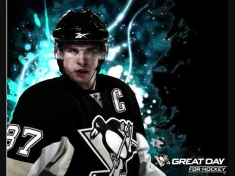 Sidney Crosby Pittsburgh Penguins Goal Song Youtube