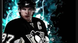Sidney Crosby Pittsburgh Penguins - Goal Song