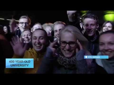 Ukraine Oldest University: Kyiv-Mohyla Academy celebrates 400th anniversary