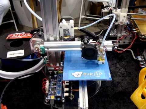 0 - Deezmaker Bukito: neuer mobiler 3D-Drucker (Update)