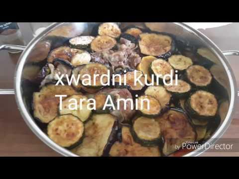 Xwardni kurdi Tara Amin chonyati drwst krdni maqlwba