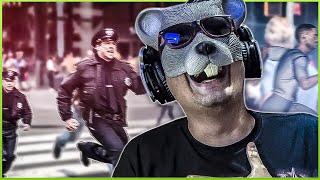 FUGAS ESPETACULARES DA POLICIA 👮🏻