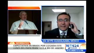 Miembro de la Pontificia Academia de Santo Tomás dice que el papa no ofrecerá discursos políticos