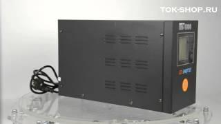 Энергия ПН-1000 - видео обзор ИБП