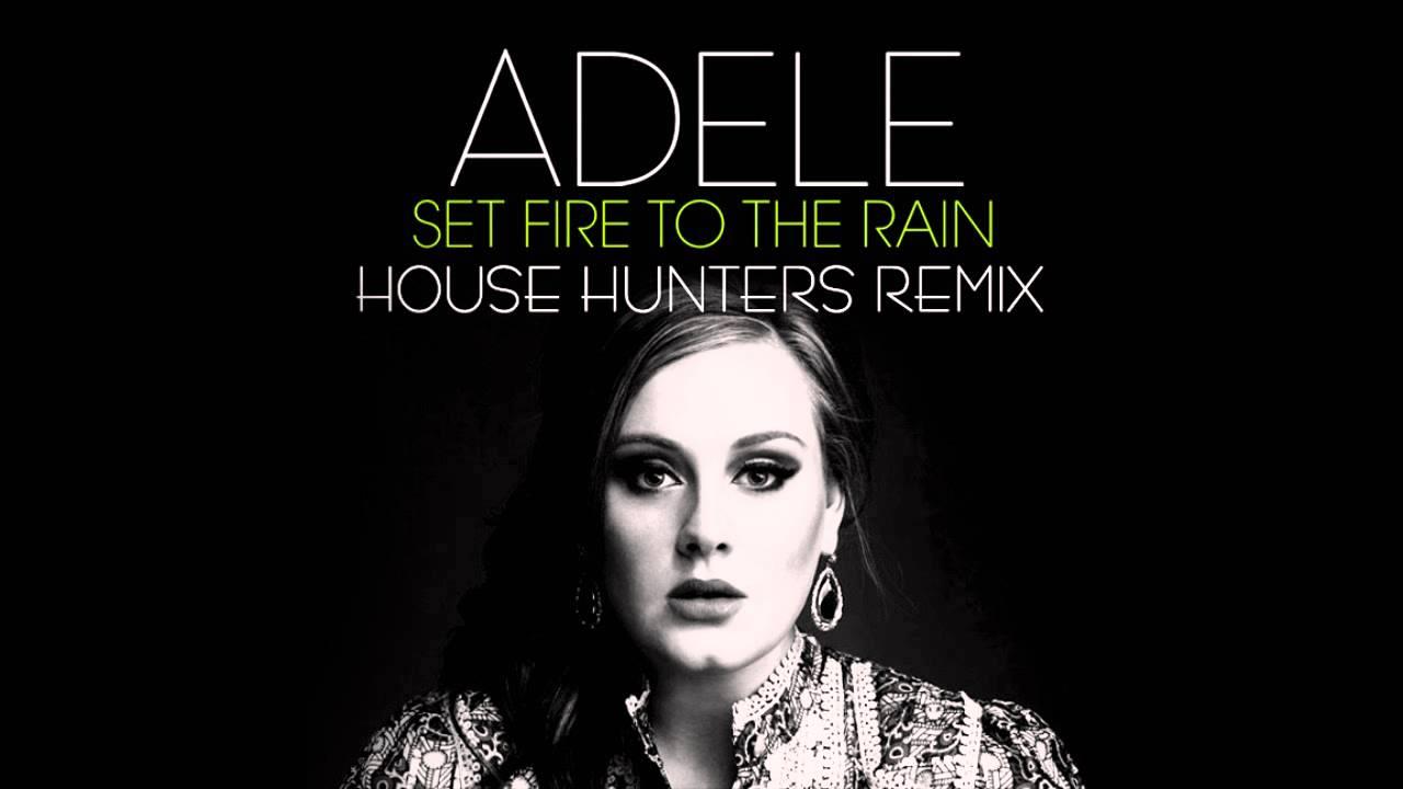 Download Set Fire To The Rain Sheet Music Adele PDF Free