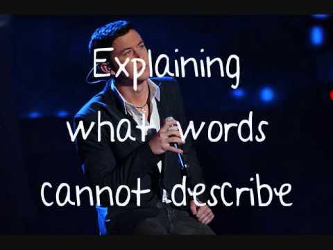Scotty McCreery I love you this big with lyrics!