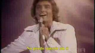 Barry Manilow - Cant smile without You - Subtitulada