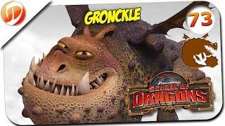 school of dragons exposio 73 gronckle escola de drages