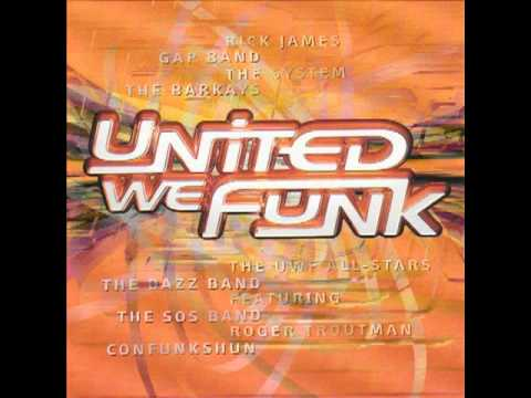UNITED WE FUNK ALLSTARS - Party Time (tricky mix) feat. ROGER TROUTMAN