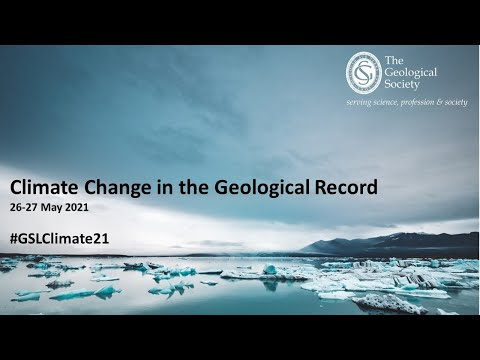 Climate Change in the Geological Record - Day 2