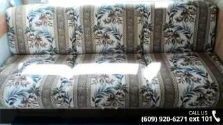 2002 Palomino  830RL Rear Lounge Slideout - White Horse R...