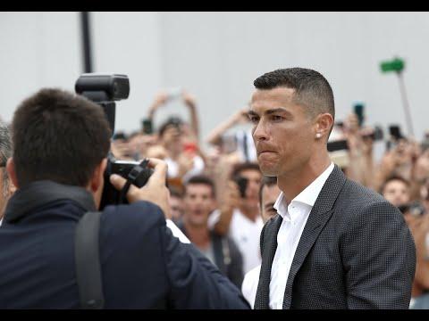 كريستيانو رونالدو يصل تورينو لارتداء قميص يوفنتوس  - نشر قبل 1 ساعة
